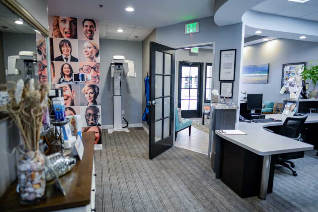 Carlsbad Shores Dentistry interior